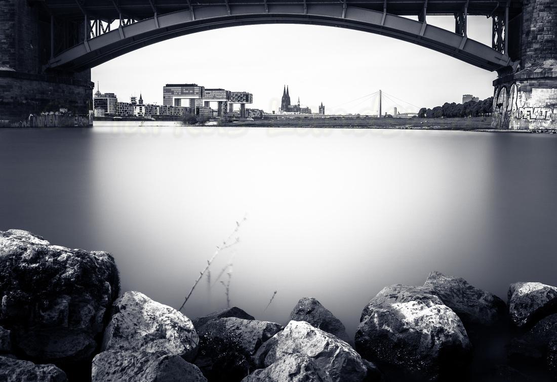 Cologne Skyline fineart ©MarkusLandsmann
