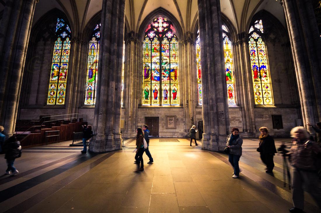 Cathedral walk ©MarkusLandsmann