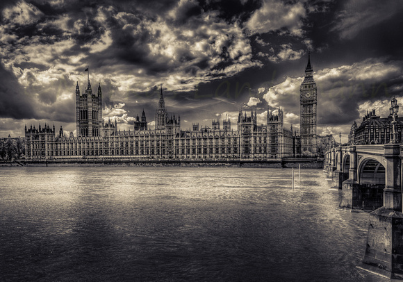Houses of Parliament panoramam